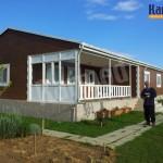 maison préfabriquée prix République démocratique du Congo
