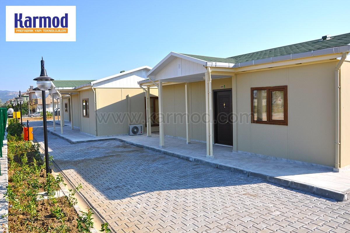 Logements sociaux alg rie maisons prefabriqu es karmod for Construction maison en algerie