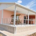 Burkina Faso maison préfabriquée prix