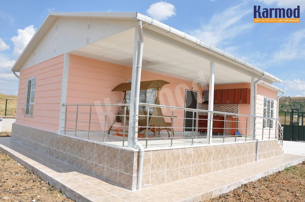 Maison Prefabriquee Prix Construction De Maisons Prefabriquees Karmod