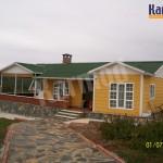 Mali maison préfabriquée prix