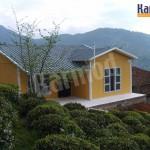 Guinée maison préfabriquée prix