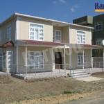 Guinée équatoriale maison préfabriquée prix