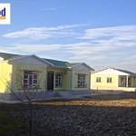 X maisons préfabriquées gabon