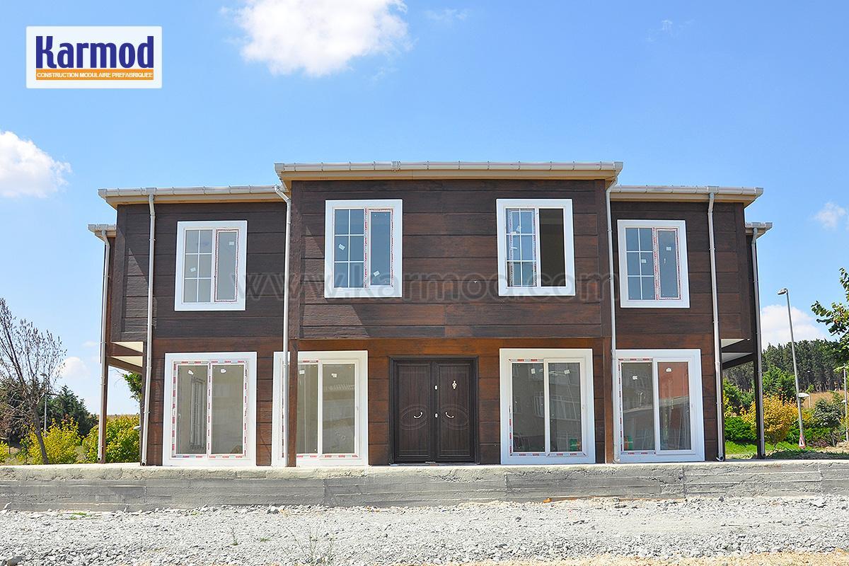 Maison préfabriquée algerie prix