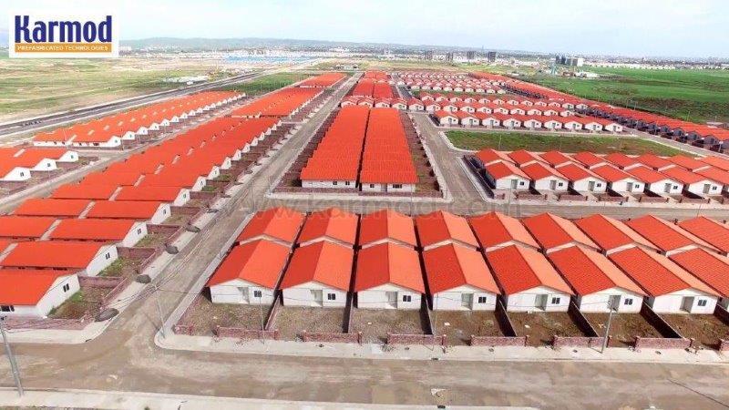 Tunisie logements sociaux construction