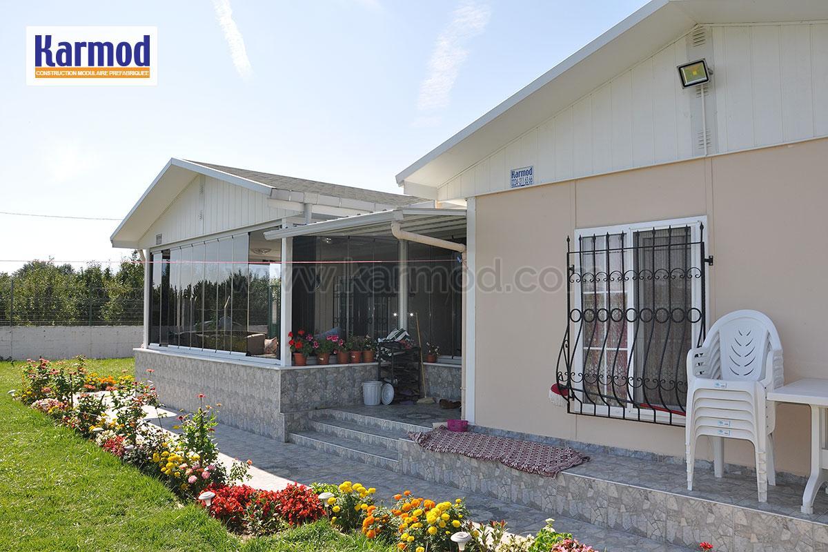 Maison Prefabriquee Tunisie Construction Metallique Maison Karmod