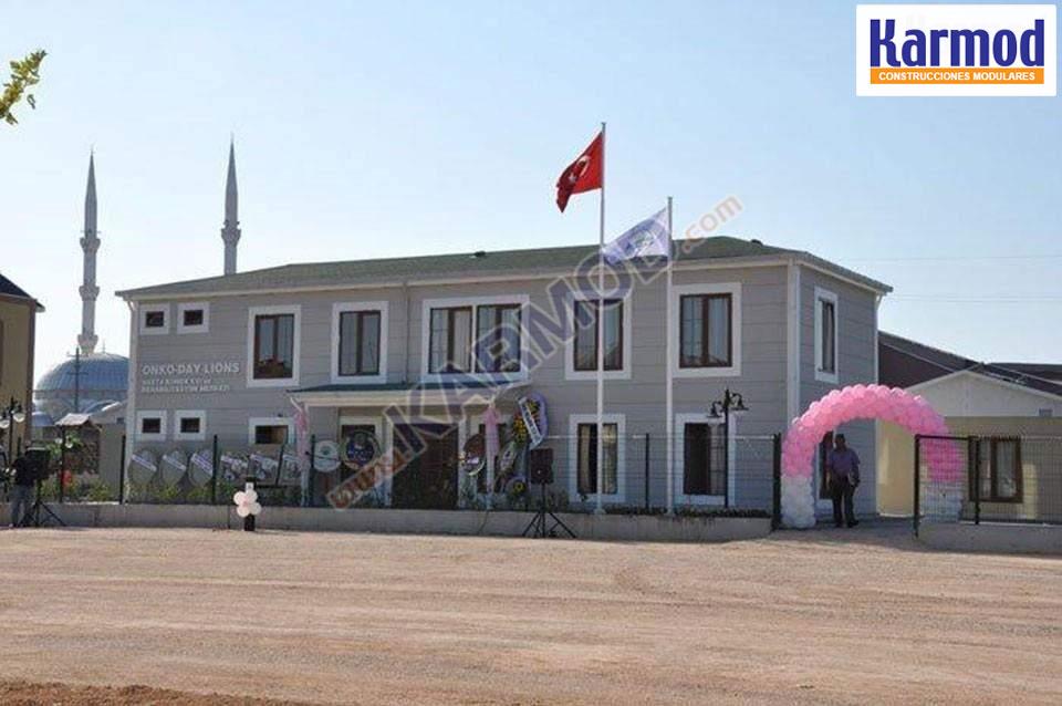 construction modulaire tunisie