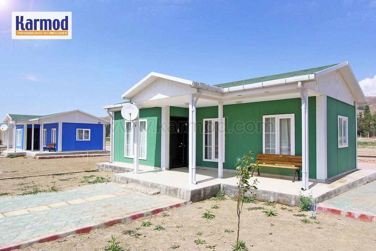 Structure pr fabriqu e maison pr fabriqu e conteneur for Cost of building a house in louisiana