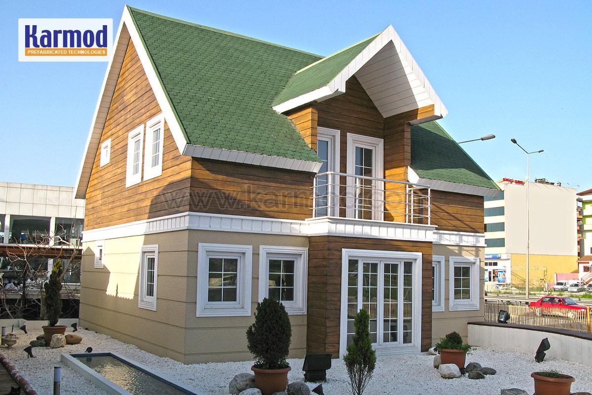 construction métallique maison individuelle