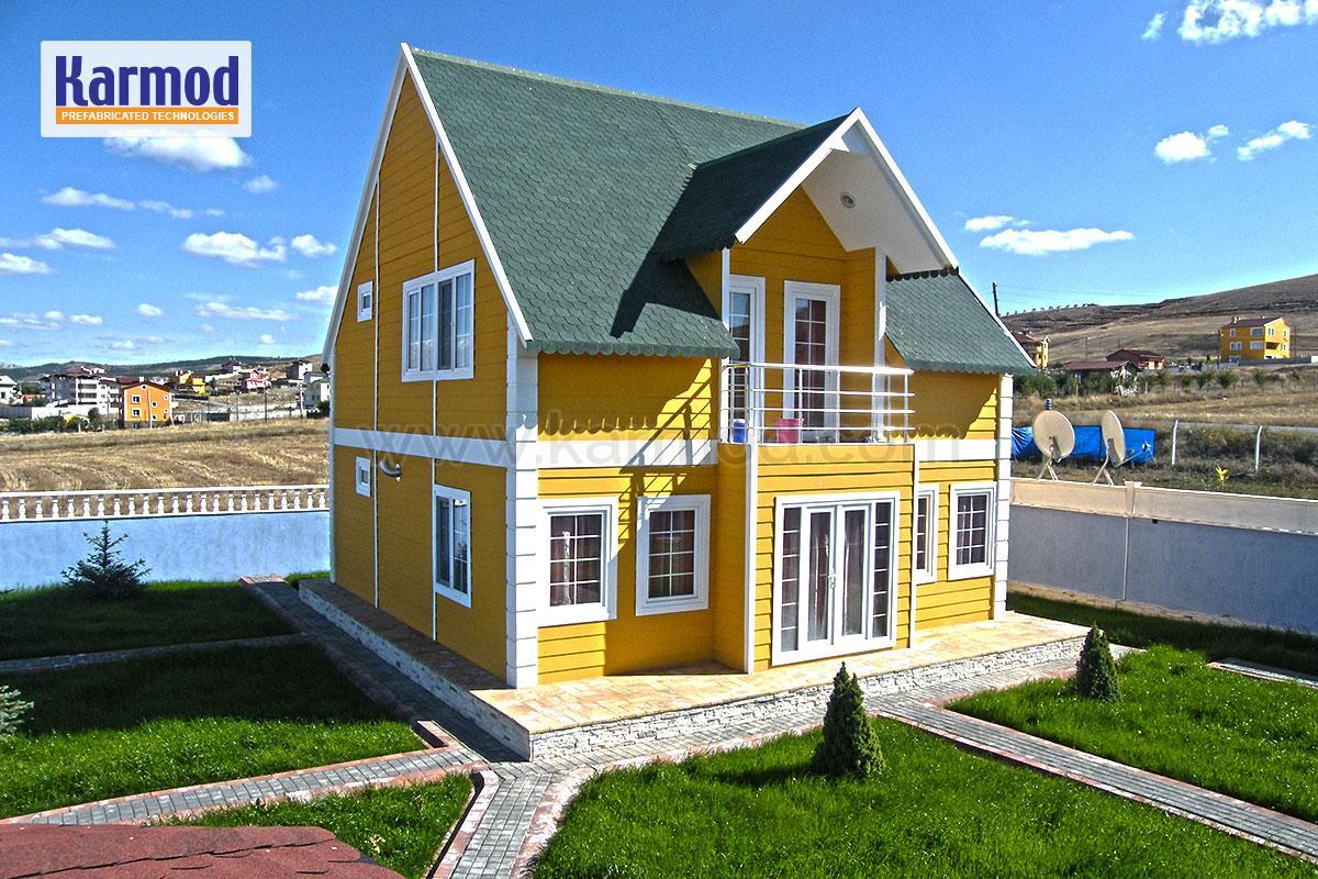 maison construction métallique prix