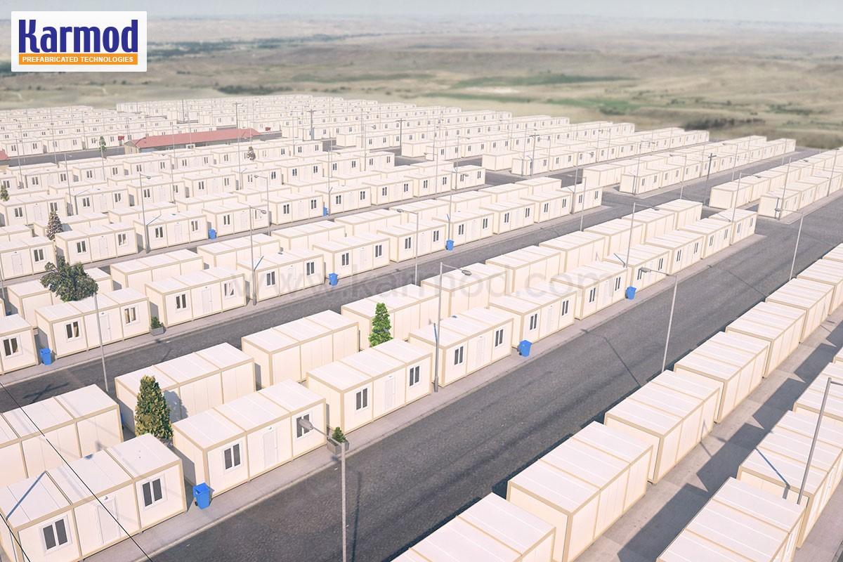 container habitation