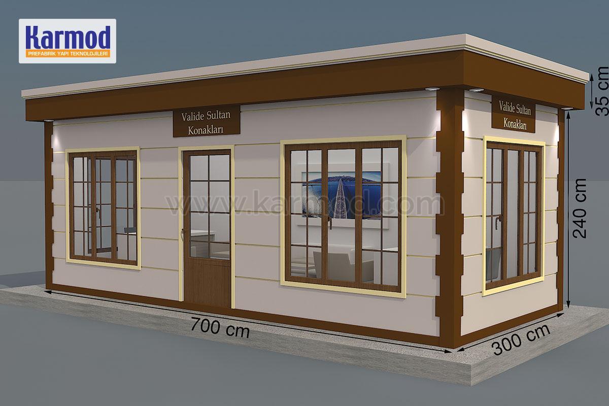 maison container prix