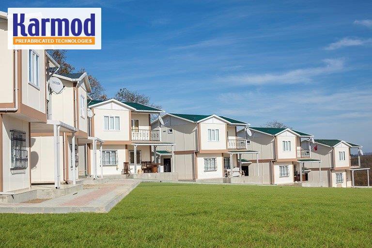 Maison en bois maroc maison en bois pr fabriqu e en usine for Maison en bois prix tout compris
