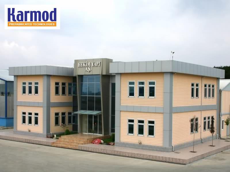 Batiment modulaire maroc bungalow de chantier casablanca for Algeco habitable