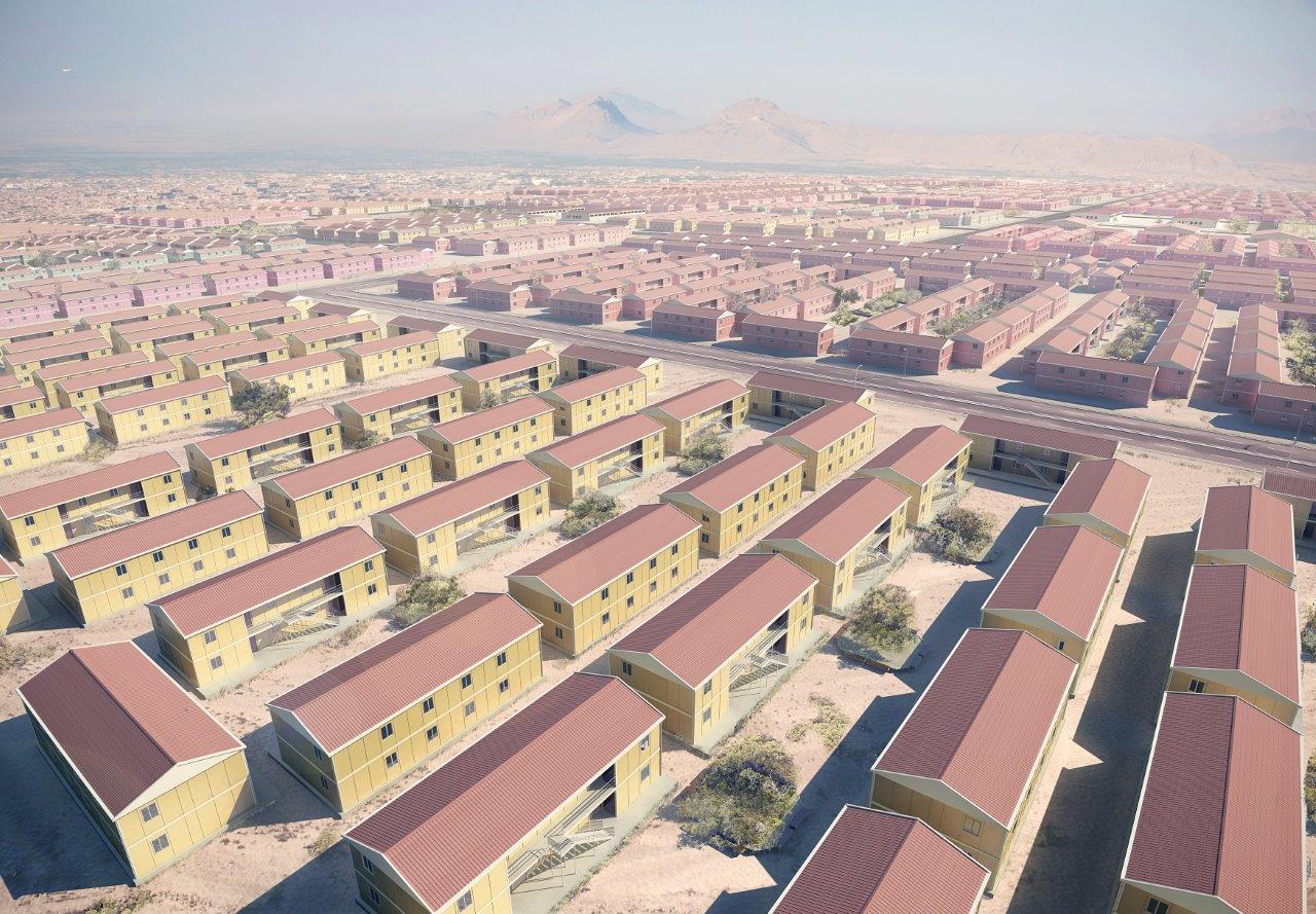 logement sociaux au Lomé