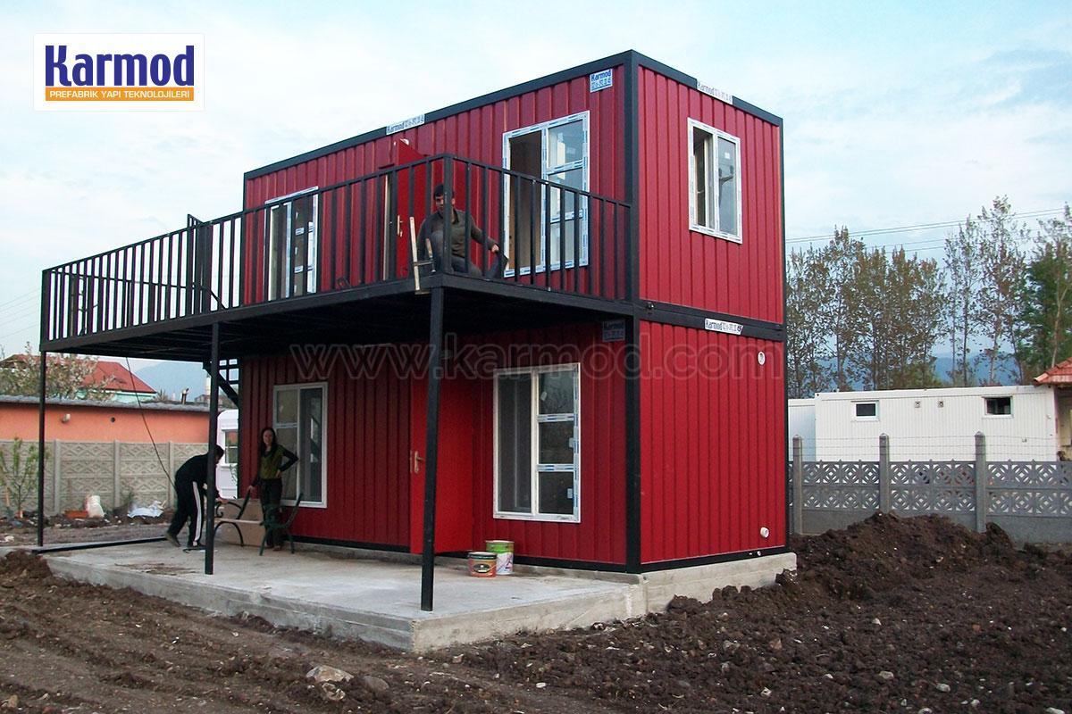Maison containers cameroun conteneur a vendre a douala karmod - Blog maison container ...