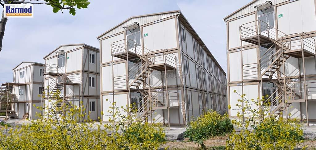 bureaux en préfabriqué en algerie