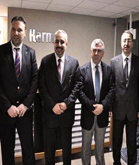 Ministre du Libye à Karmod pour le projet de 2000 logements
