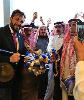 Karmod a ouvert son nouveau showroom en Arabie Saoudite