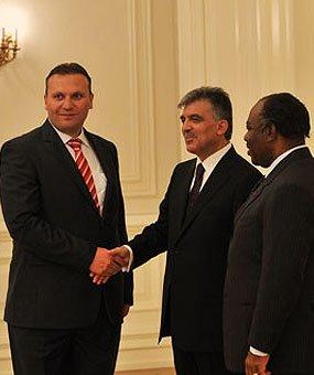 Le Président de la Turquie a invité Karmod