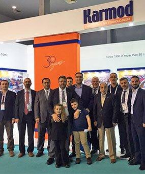 Karmod accueille ses invités de 123 pays à MUSIAD EXPO 2016