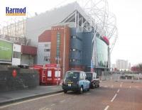 Old Trafford cabine de billet