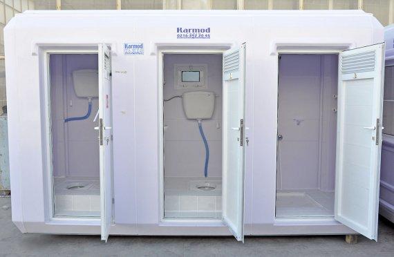 150 x 390 Wc - Shower Cabin
