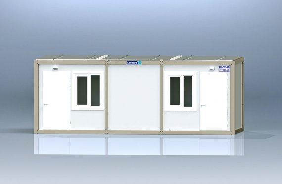 bungalow de chantier occasion