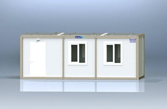 bungalow modulaire nouveau