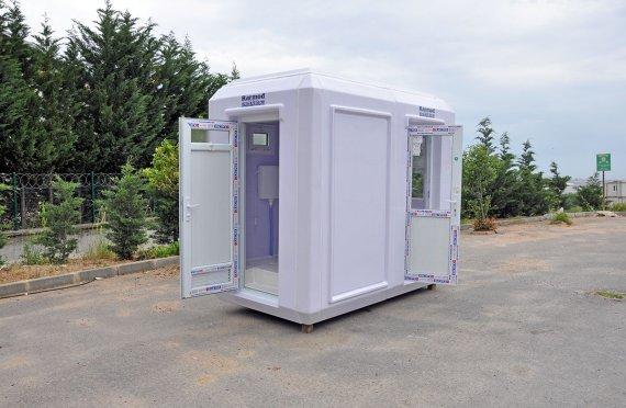 cabine toilette