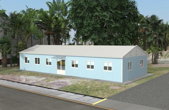 Bureau Préfabriqué 146 m²
