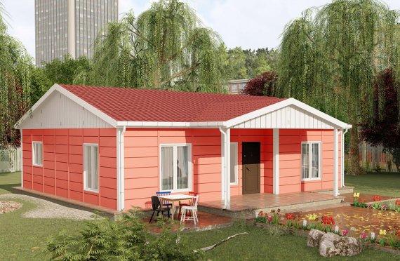 Construction maison 100 m2