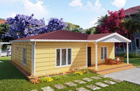Construction maison 103 m2