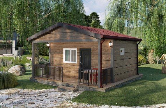 Construction maison 28 m2