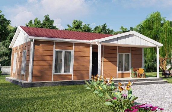 Construction maison 75 m2