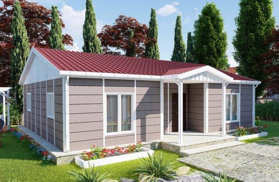 Construction maison 95 m2