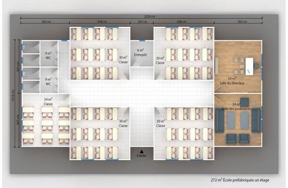 construction modulaire belgique