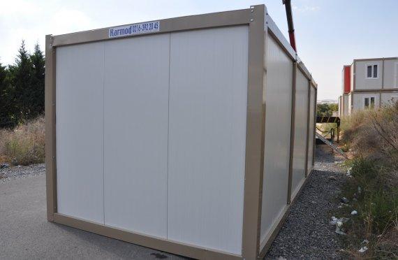 container aménagé gabon