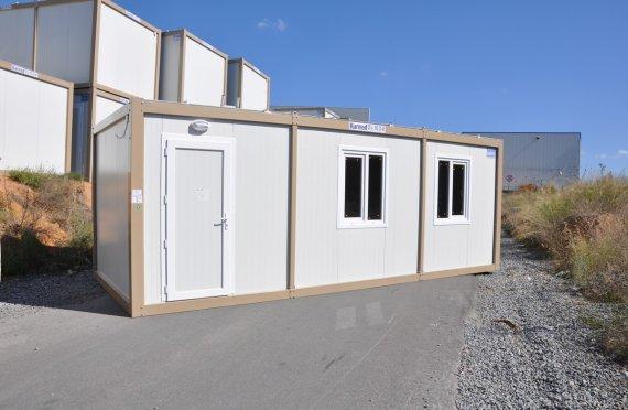container aménagé studio
