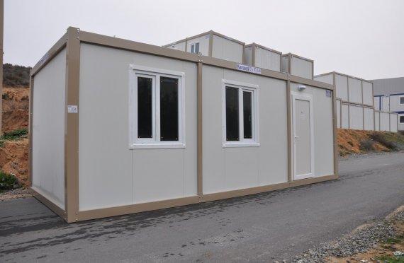 container en habitation niger