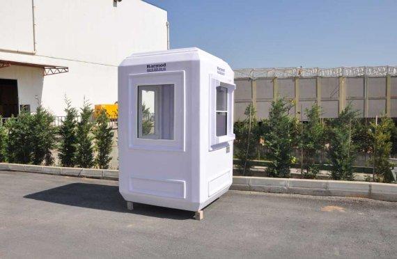 garde modulaire de sécurité
