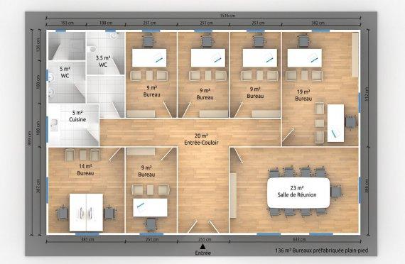 habitat modulaire plans