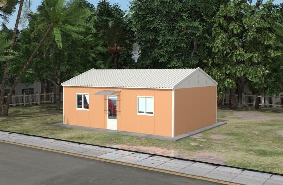 Bureau Préfabriqué 58 m²