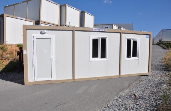 logement container bon marché