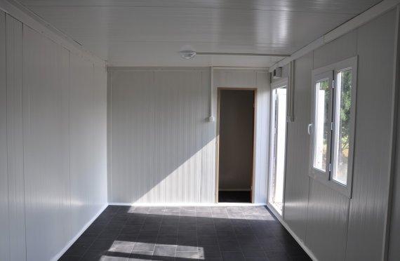 maison container abidjan