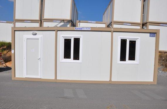 maison container afrique