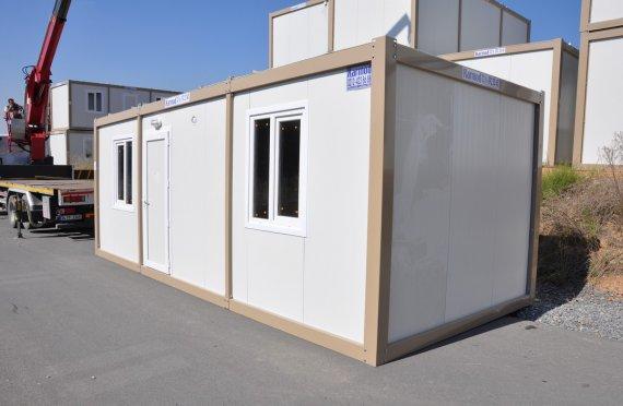 maison container benin