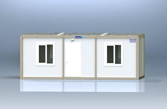 maison container burundi