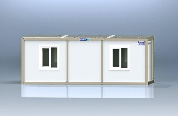 maison container djibouti